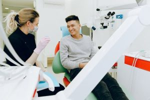 Dental Anxiety and Our Office